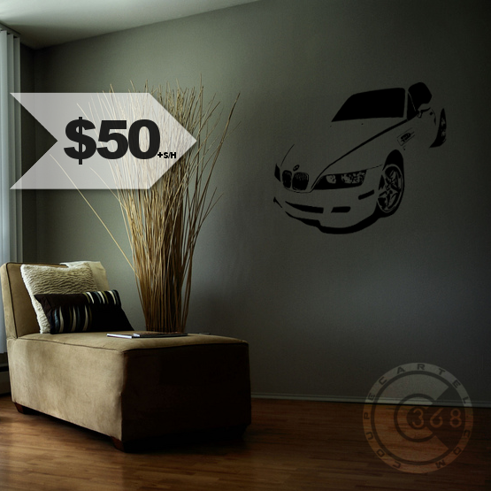 Wall Vinyl Mock Up with Price V2