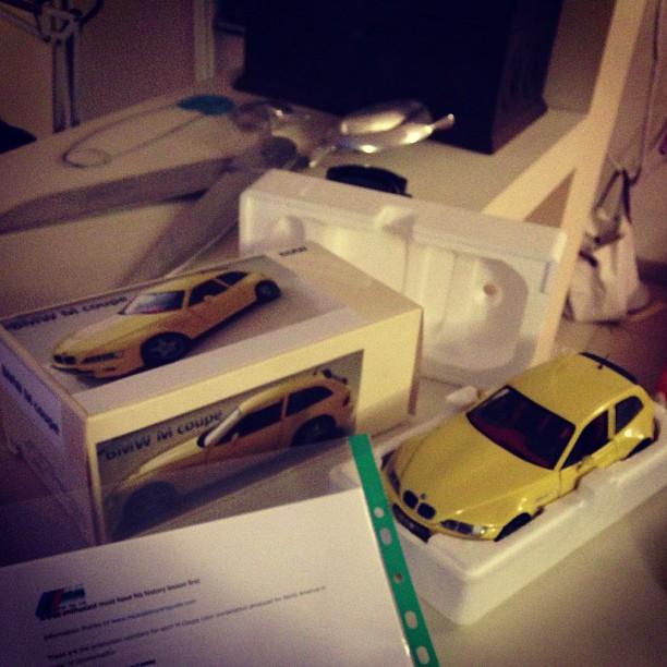 Sasha's Scale Coupe Collection (1)