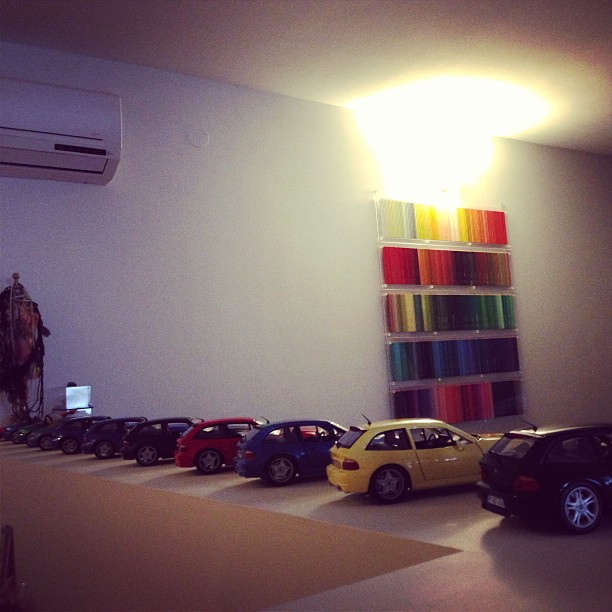 Sasha's Scale Coupe Collection (2)