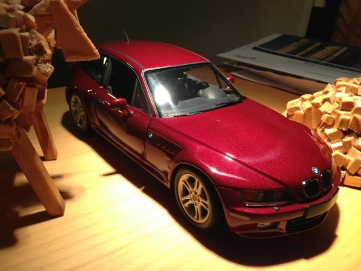 Sasha's Scale Coupe Collection (3)