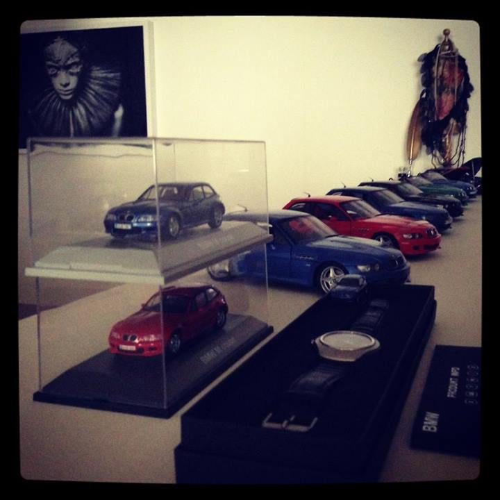 Sasha's Scale Coupe Collection (6)