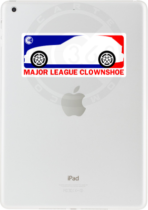 Major League Clownshoe Mockup 600px
