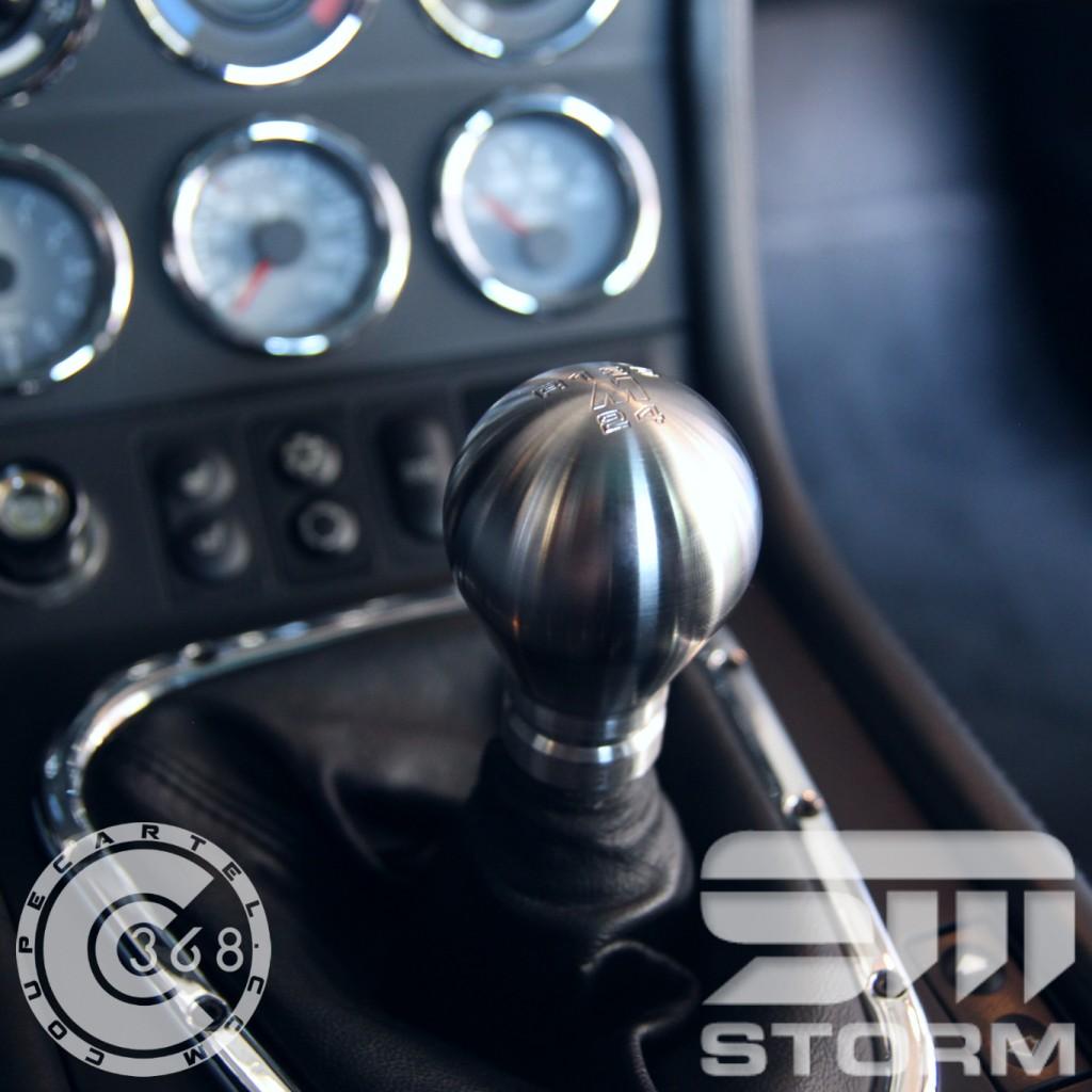Storm Motorwerks V1 Shift Knob