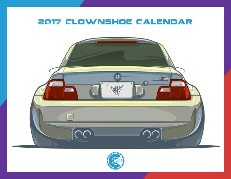 2017 Calendar Coupe Cartelcoupe Cartel